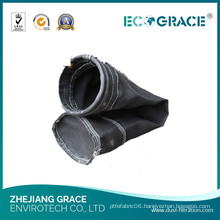 Cement Plant Flue Gas Filtration Fiberglass Air Filter