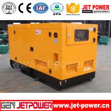 50kVA 40kw Sound Proof Generador diesel precios Myanmar 50Hz