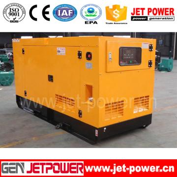 Prix du générateur 20kVA diesel silencieux de l'auvent 16kw