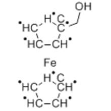 Ferrocene,( 57279430,hydroxymethyl)- (9CI)  CAS 1273-86-5