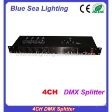 2015 hotsale 4CH DMX Splitter