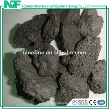 especificación de coque metalúrgico baja en ceniza