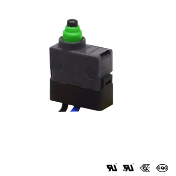 Lomg Life UL Mini Waterproof Metal Mini Switches