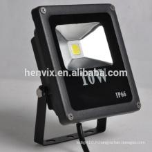 All-In-One ip66 conduit la lumière d'inondation 10w