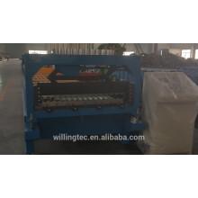 Máquina de laminagem de aço galvanizado IBR