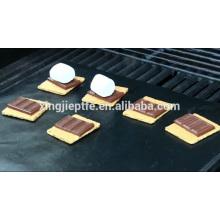 Atacado de produtos da China não slip silicone bbq grill mat