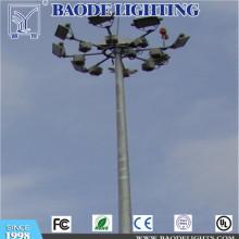 20m 10PCS 400W LED High Mast Lighting