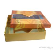 Caixa de papel de cartão personalizado com gaveta para embalagem de camisa de T