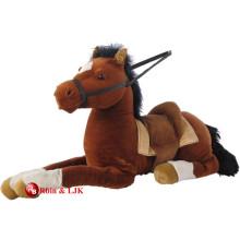 Conozca EN71 y el caballo de peluche grande estándar de ASTM