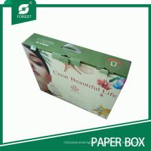 Коробка упаковки картона для автоматического аксессуар с крышкой