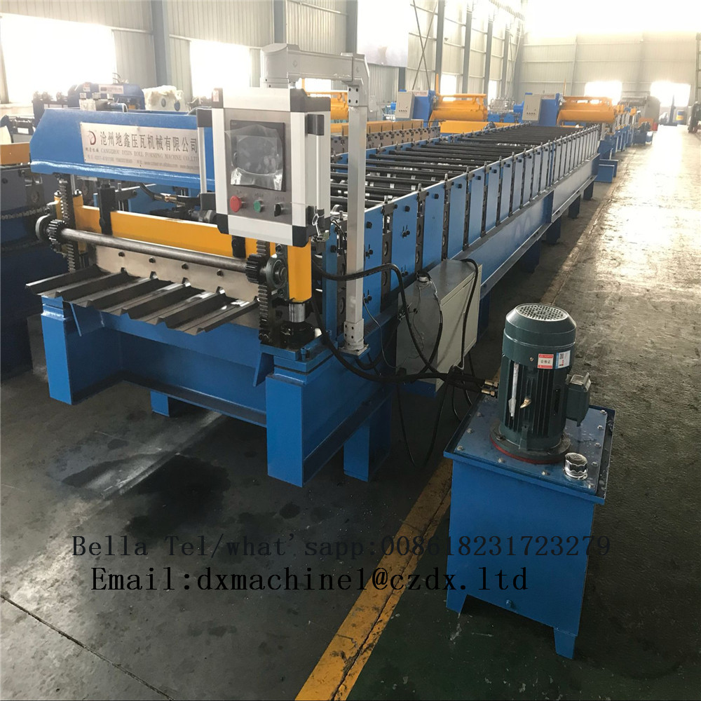 single layer formin machine