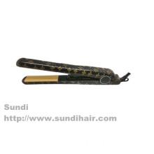 professional salon 25W/ 35W Pink Zebra PTC heater hair straightener