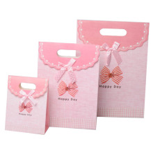 Delicate cloth paper bags