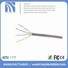 Cable de red UTP Cat5 / Cat5e 1000FT Cable de red Ethernet Lan