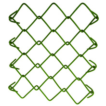пвх с покрытием используется декоративные забор звено цепи