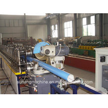 High Speed Quality Ce&/ISO Colour Steel Rain Water Downpipe Making machinery