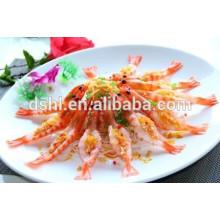 HL002 camarão congelado de melhor qualidade e mistura de frutos do mar Certificação HACCP