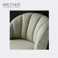 Chaise de banquet de tapisserie d'ameublement de style européen de vente chaude
