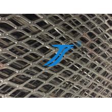 Maille perforée galvanisée en métal de trou de triangle, feuille perforée d'acier inoxydable,