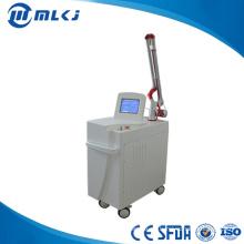 Eyeline Remoción de alta potencia Picosecond Laser Beauty Machine