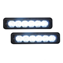 emergency vehicle surface mount led strobe light mini LED light DC12V 6W