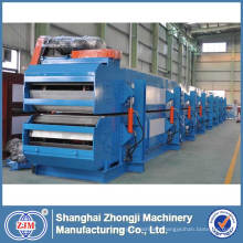 Discontinuous PU Sandwich Panel Machine Continuous PU Line