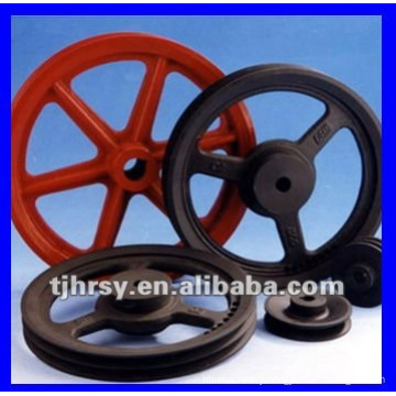 Cast iron grooved belt pulley SPA