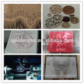 High quality and high precision IGL-1325 CO2 laser cutting machines