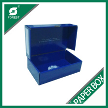 Full Blue Top-Grade Present Paper Box