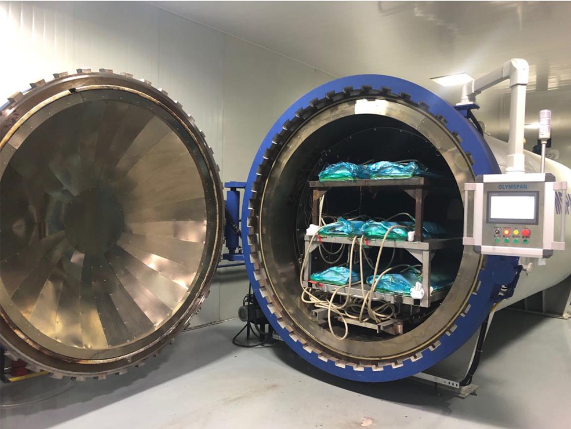 Carbon Fiber Industrial Autoclave