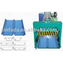 Joint Hidden Wall Panel Roll Forming Machine, effektive Breite von 760mm