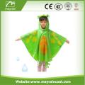High Quality Colorful Fashion Kids Rain Poncho