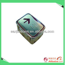 LG-SIGMA Aufzugshalle Knopf 37mm Rahmen