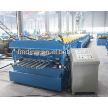 different profile double layer forming machine