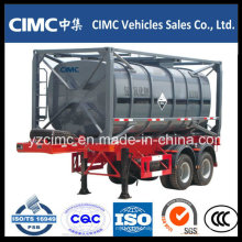Cimc 20ft Bitumen Tankcontainer