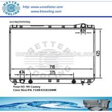 Kühler für Toyota Camry 95-99 OEM: 16400-0A010 / 21/30/31/40