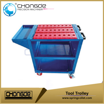 BT30 BT40 Tool Trolley CNC Tool Carts (Econimical type)
