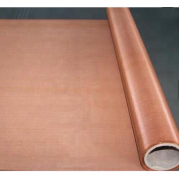 Ultra fine brass pure copper wire mesh
