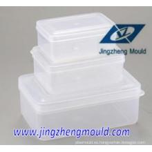 2014 molde plástico casero de alta calidad (taza / caja / estante)