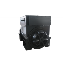 High Efficient Continuous Power 400V IP55 Generator
