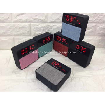 Promotional Logo Wireless Fabric Bluetooth Speaker