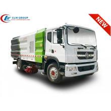 2019 Hot Dongfeng 10cbm vacío barredora de camiones camión