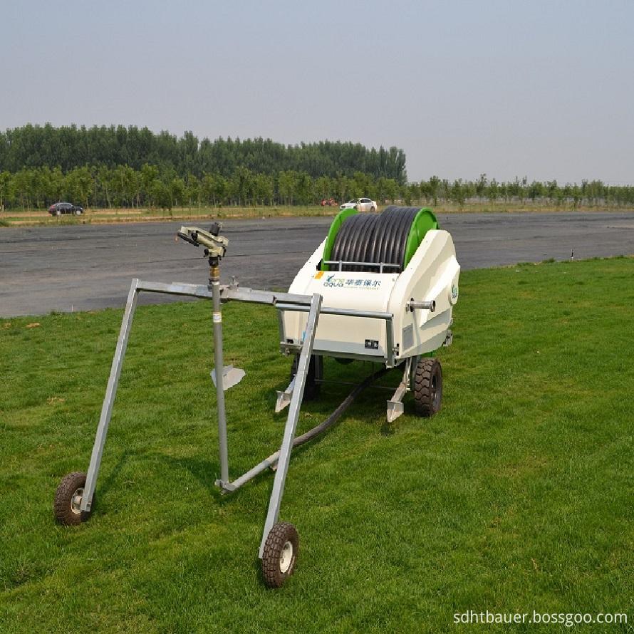 Hose Reel Irrigation Aqugo 4