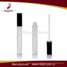 Venta al por mayor del tubo del brillo del labio delgado cuadrado