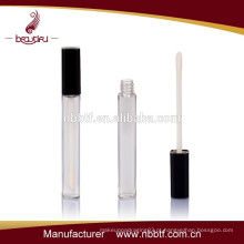 Praça slim lip gloss tubo de atacado