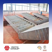 escaliers en acier de l'industrie
