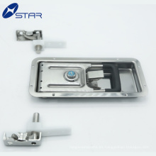 Truck Van Body Door Lock Curtainside Truck Door Handle Lock