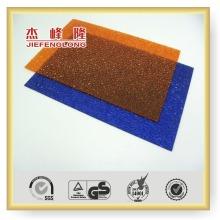 Car Awning Polycarbonate Embossed Sheet Perforated Plastic Sheet China Alibaba