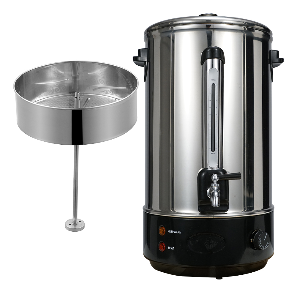 coffee brewing urn