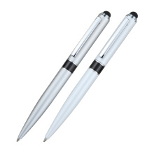 Stylus twist metal pen
